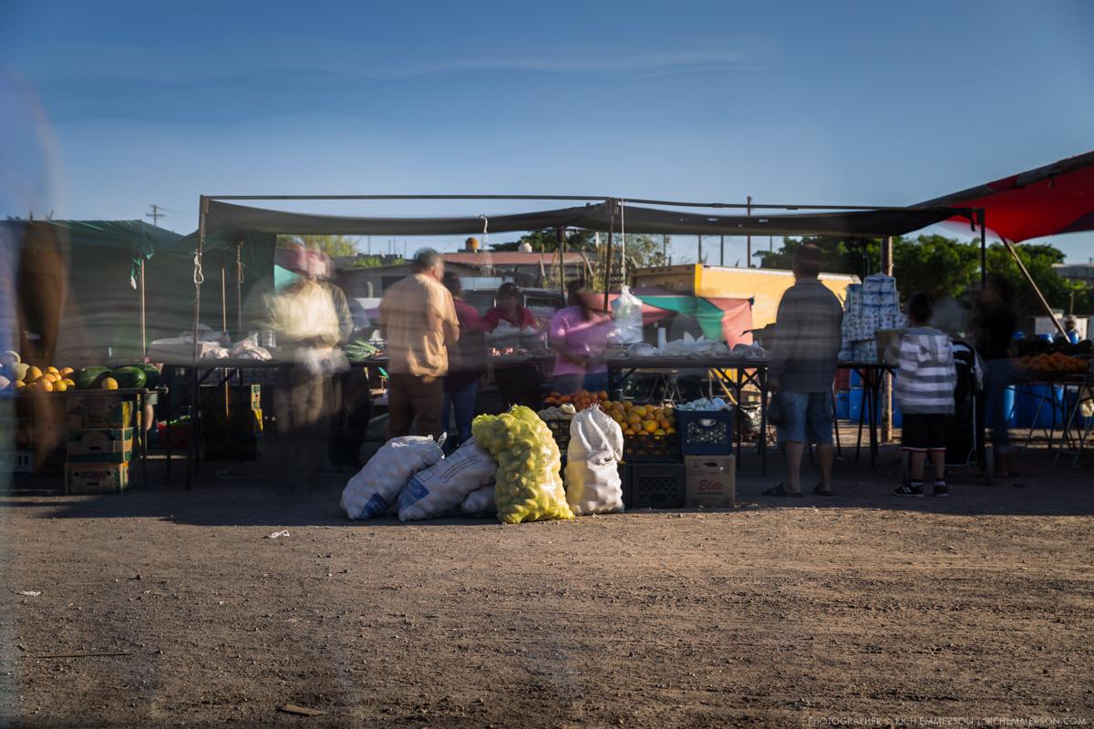 Loreto Sunday Market