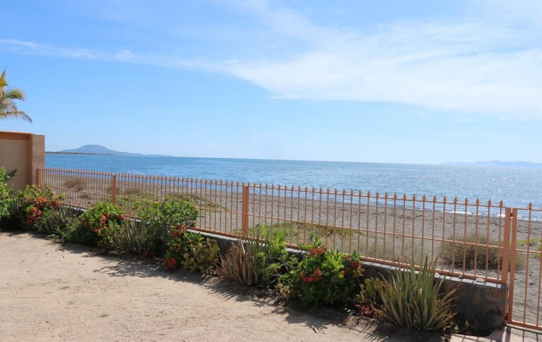 beachfront in Loreto