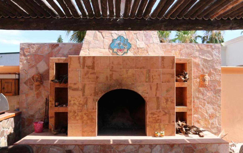 fireplace home Loreto