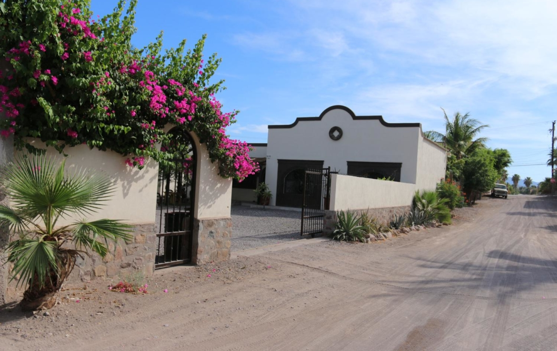 Casa Blanca house in loreto