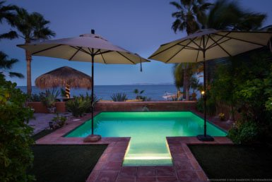 Dream vacation home on the beach for rent