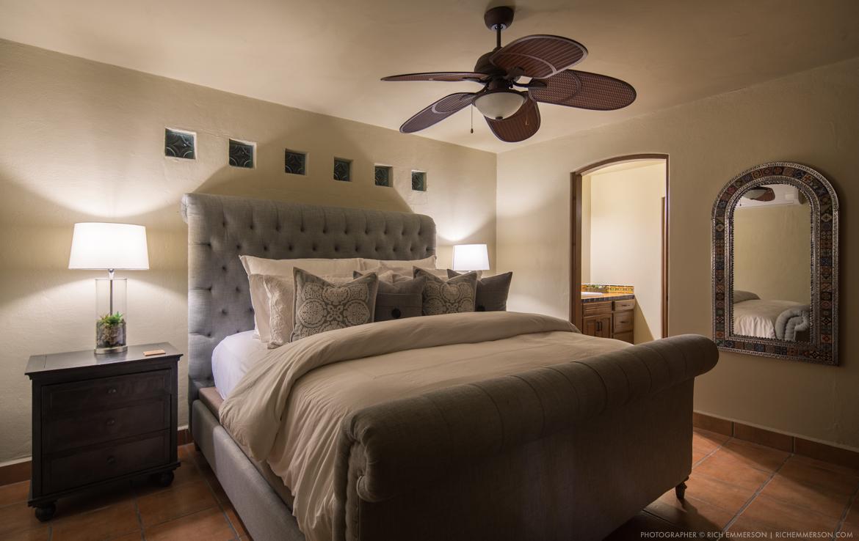 beach front bedroom
