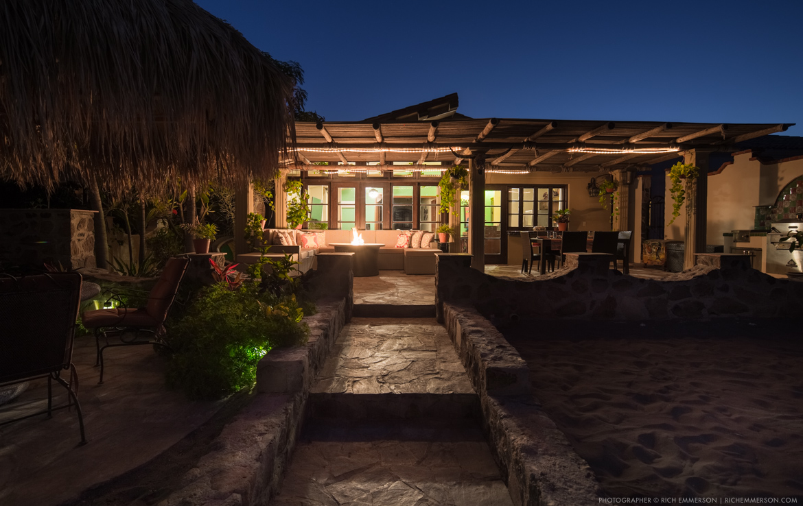 luxurious beach front 3 bedroom home for sale in loreto