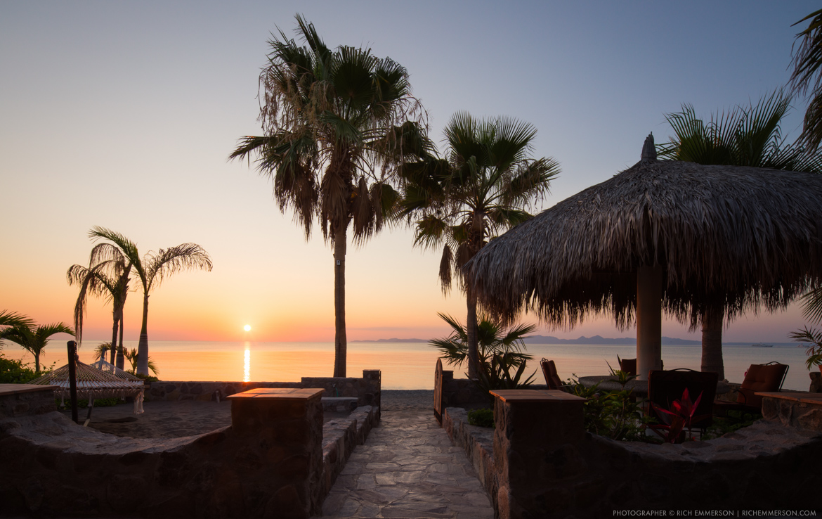 beach front outdoors - Living in Loreto