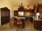 open kitchen home