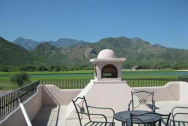Mountain view home in Loreto Bay for sale