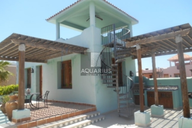 Casa Turquesa home for sale in Loreto Bay