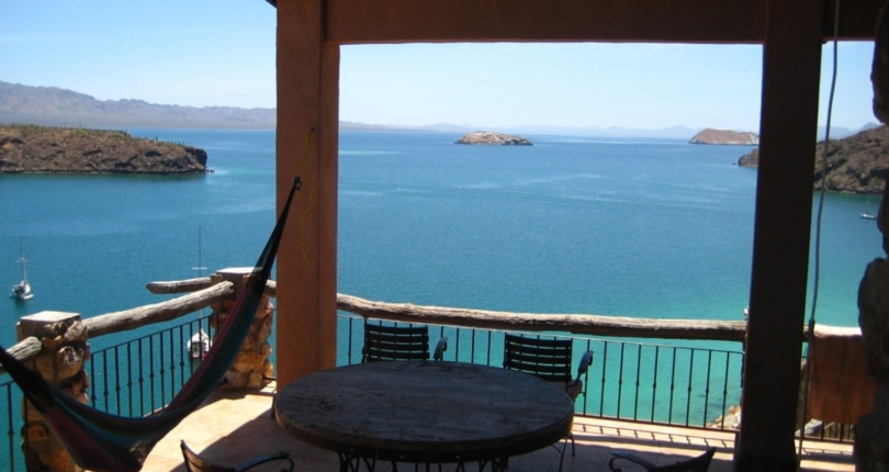 Beachfront Ocean View Homes for Sale in Loreto, Mexico