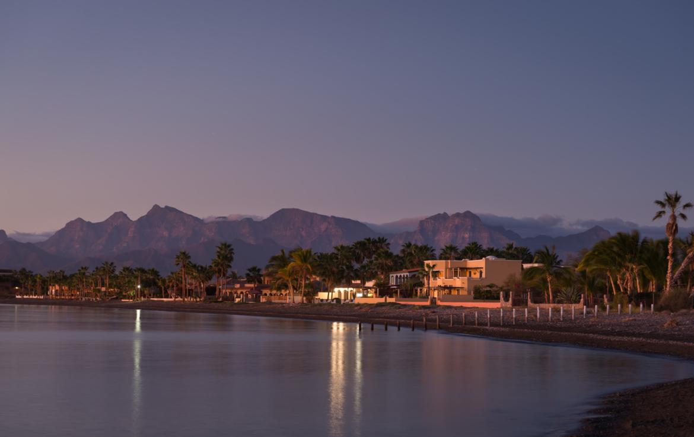 Oceanfront Villa for Sale in Loreto mexico