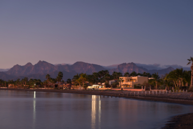 Oceanfront Villa for Sale in Loreto mexico