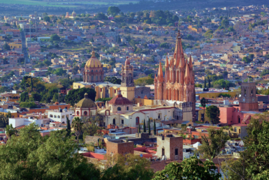 Best Places to Live in Mexico - San Miguel de Allende