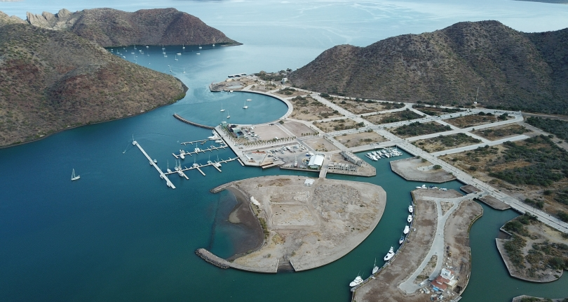 Aerial Video of Loreto, Mexico Showcases its Beauty