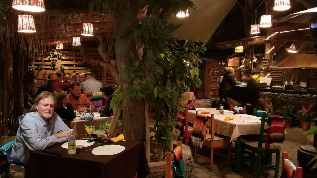 Mi Loreto Restaurant, Loreto Mexico