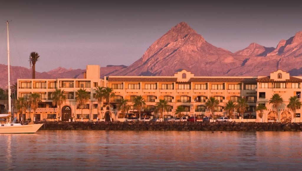 La Mision Hotel Loreto Mexico