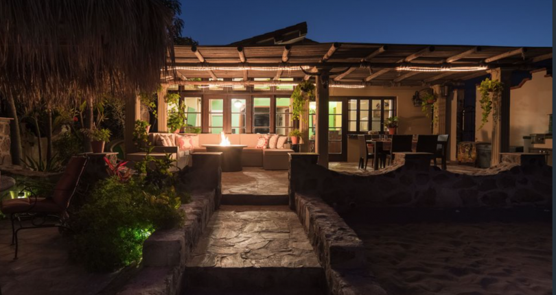 Oceanfront Loreto Home for Sale at Record Price